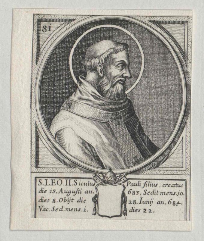 Leo II., papa