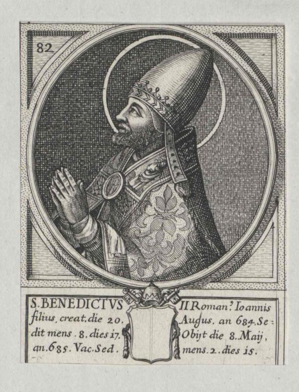 Benedikt II., papa