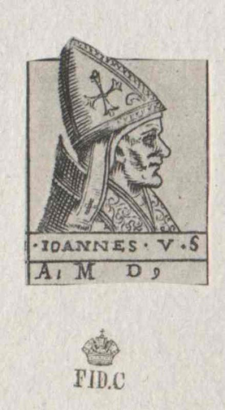 Johannes V., papa