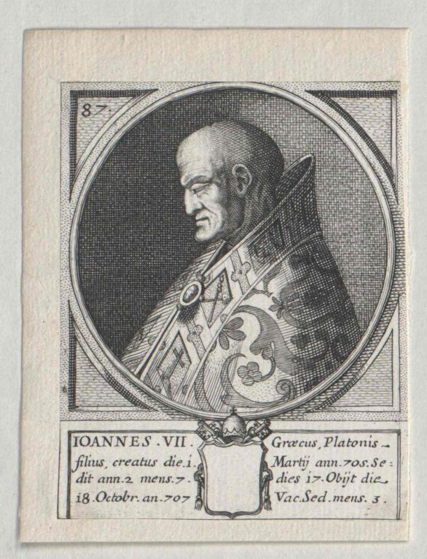 Johannes VII. papa