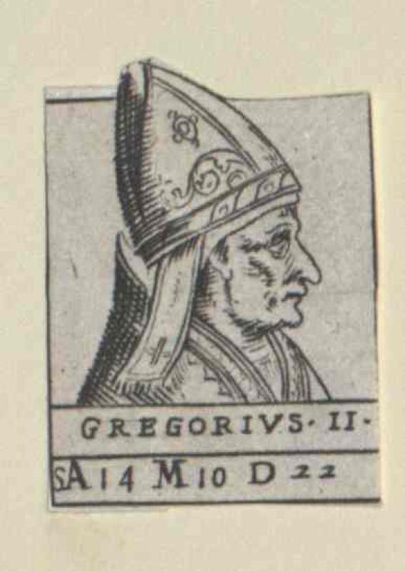 Gregor II., papa