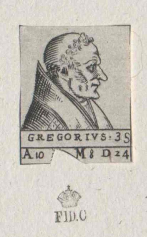Gregor III., papa