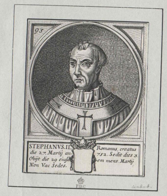 Stephan II., papa