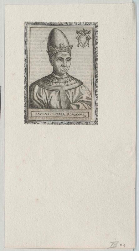 Paul I., papa