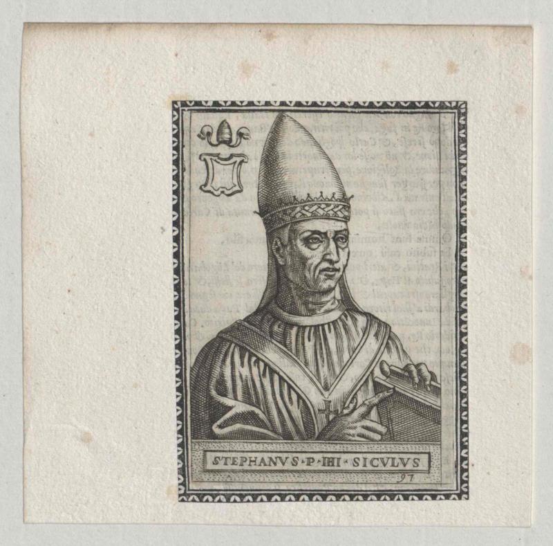 Stephan III., papa