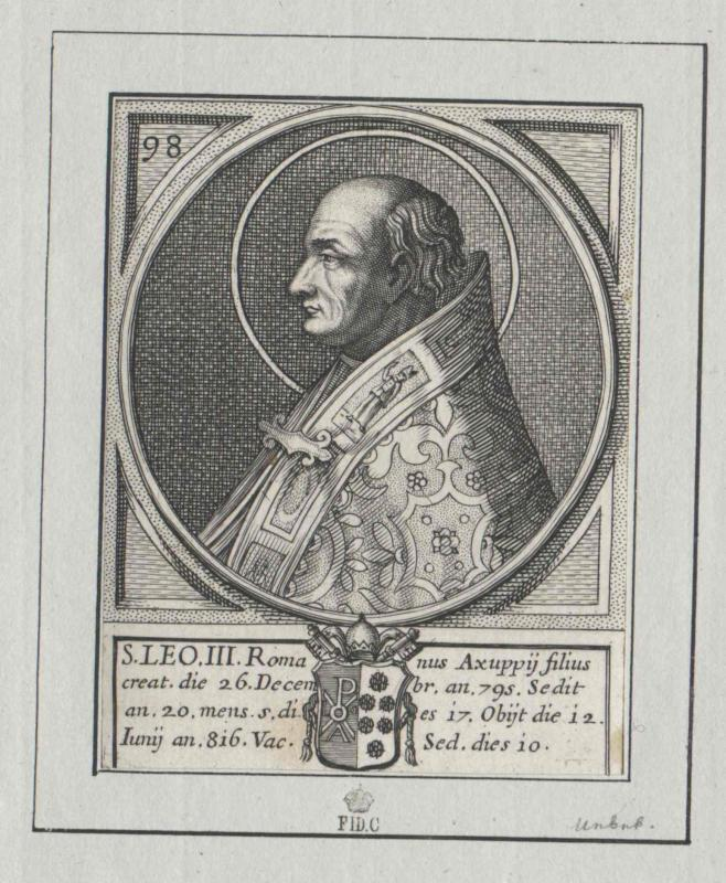 Leo III, papa