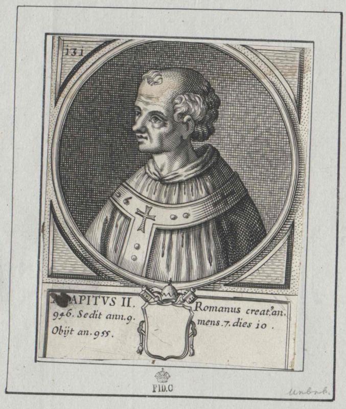 Agapitus II., papa