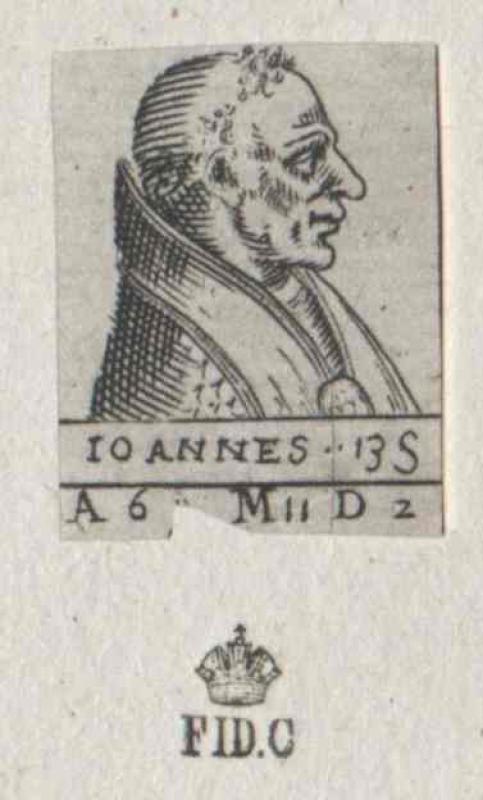 Johannes XIII., papa