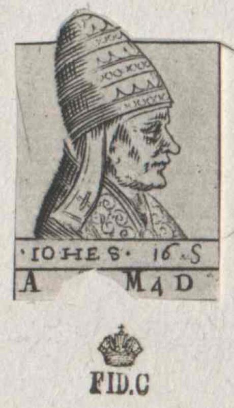 Johannes XVI., papa