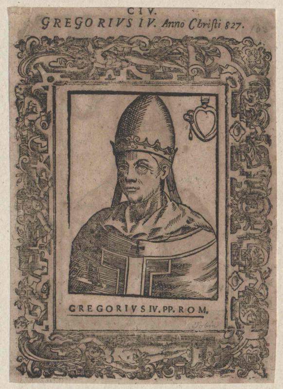 Gregor IV., papa