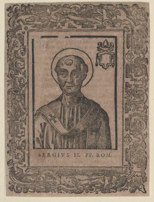 Sergius II., papa