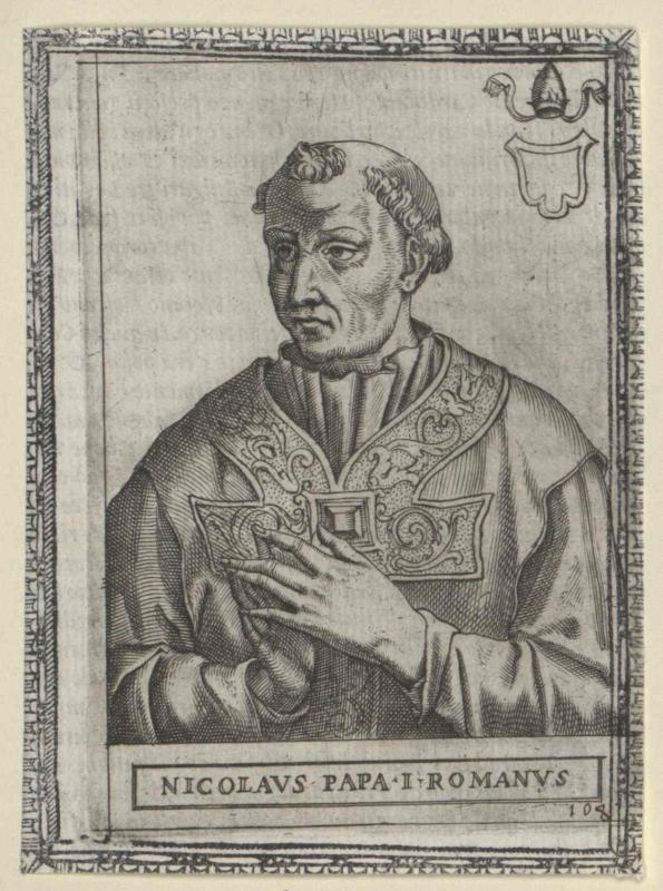 Nikolaus I., papa