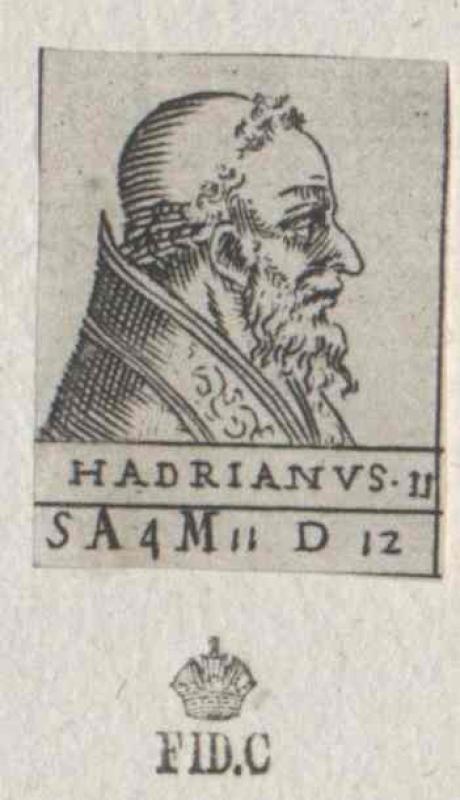 Hadrian II., papa
