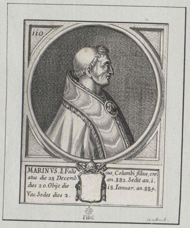 Marinus I., papa
