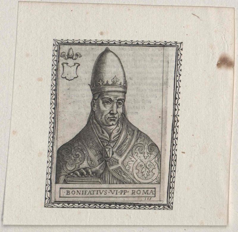 Bonifatius VI., papa