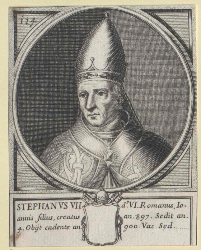 Stephan VI., papa