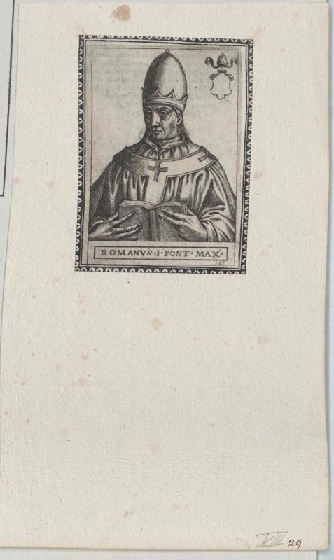 Romanus, papa