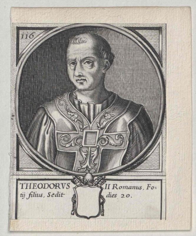 Theodor II., papa