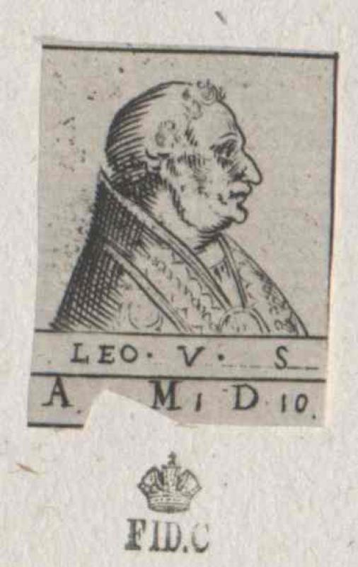 Leo V., papa