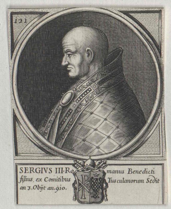 Sergius III., papa