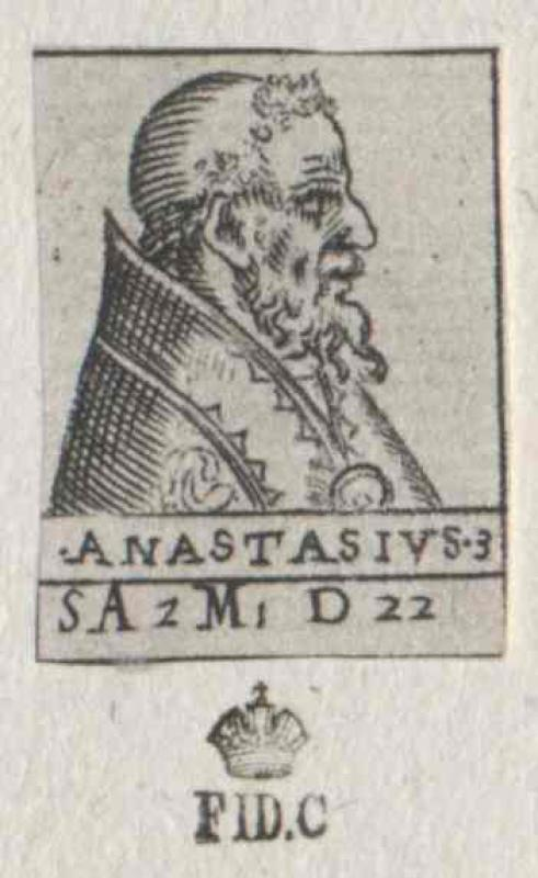 Anastasius III., papa