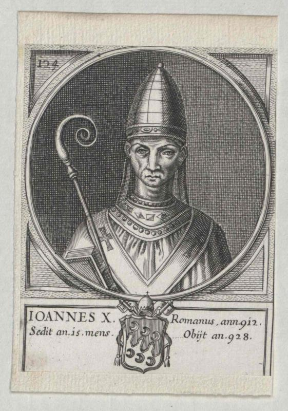 Johannes X., papa