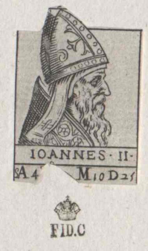 Johannes XI., papa