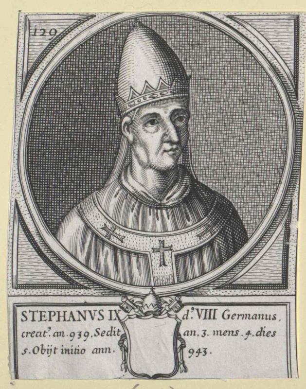 Stephan VIII., papa