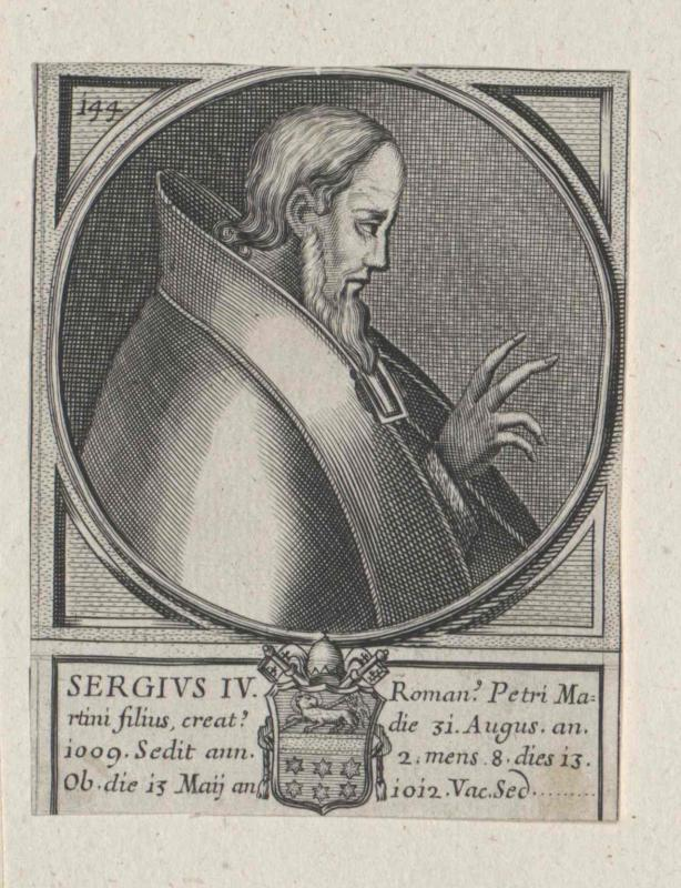 Sergius IV., papa