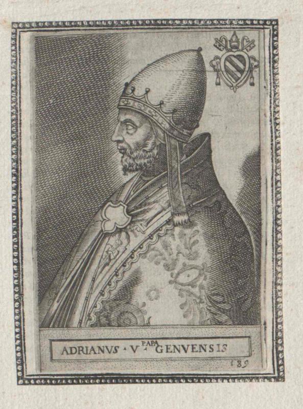 Hadrian V., papa