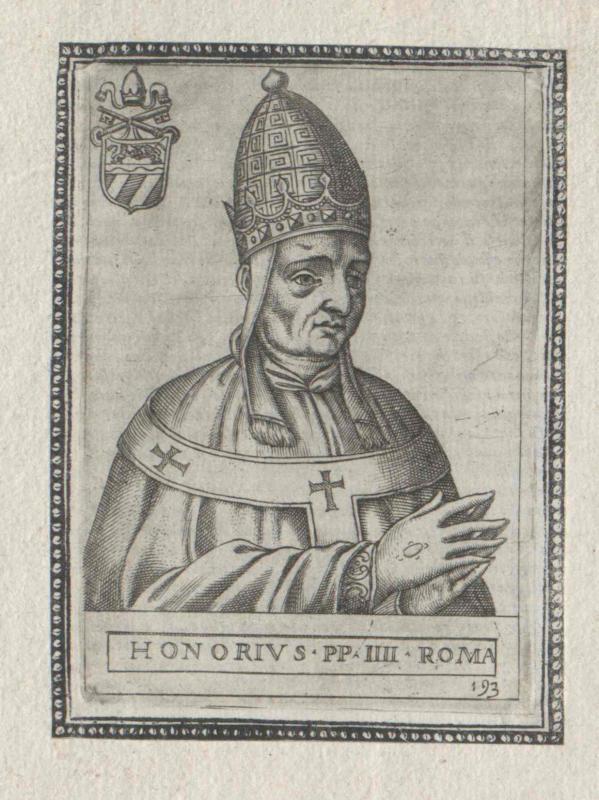 Honorius IV., papa