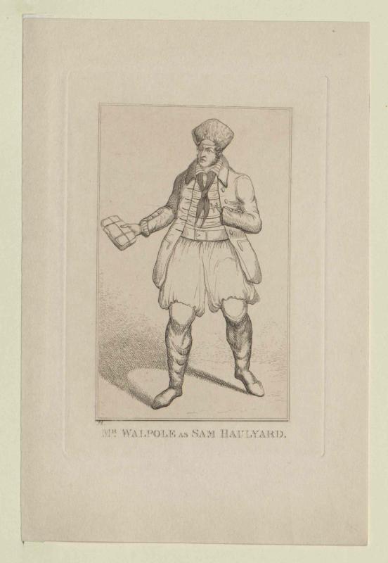 Walpole, ...