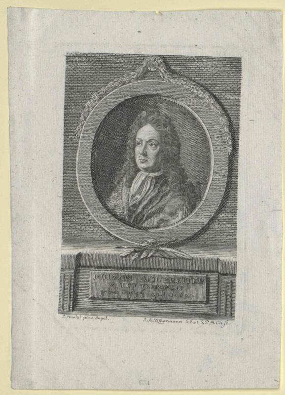 Adlzreiter von Tettenweis, Johann