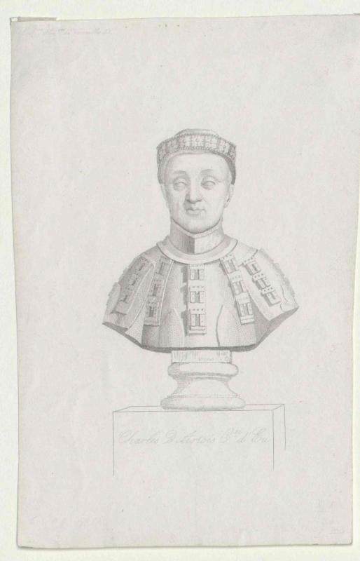 Artois, Charles d' Comte d' Eu