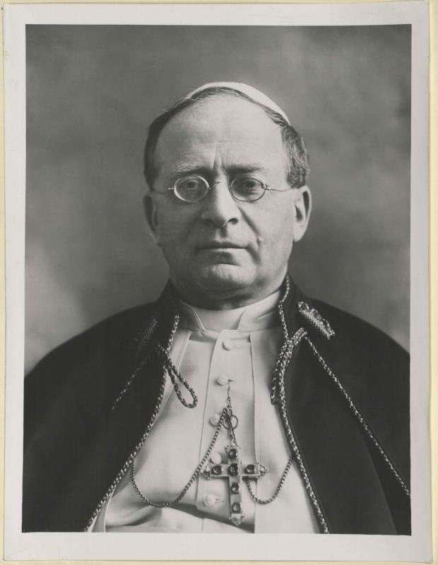 Pius XI., papa