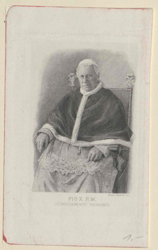 Pius X., papa
