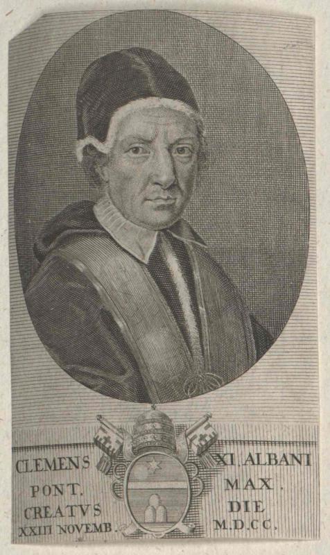 Klemens XI., papa