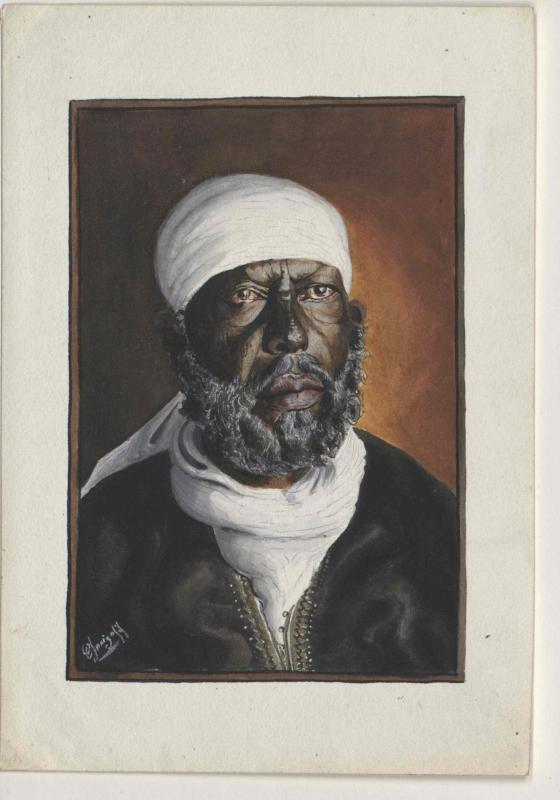 Menilek II., Kaiser von Abessinien