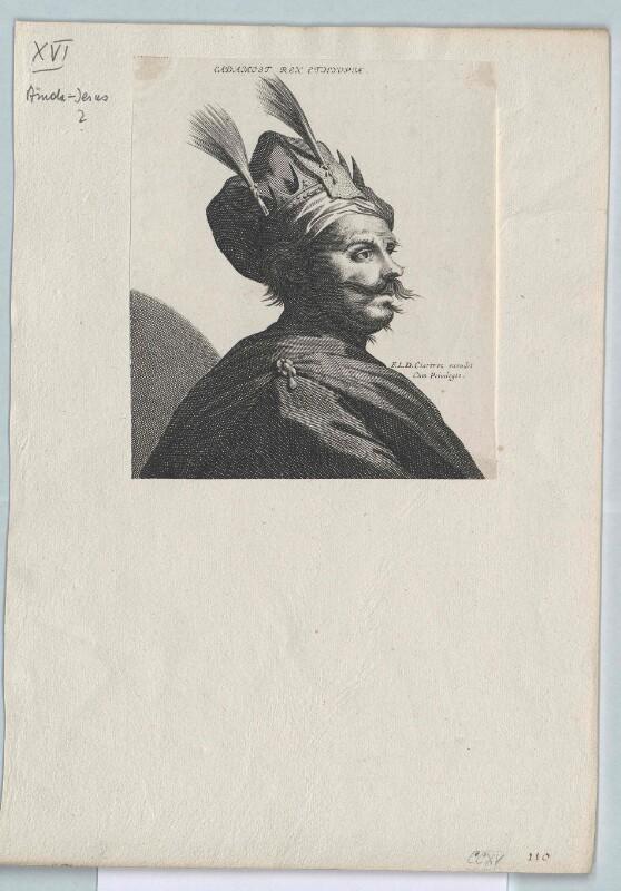 Amda-Jesus, Kaiser von Abessinien