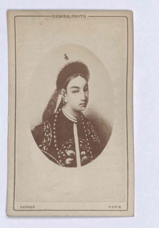 Ts'i-Hi Kaiserin von China