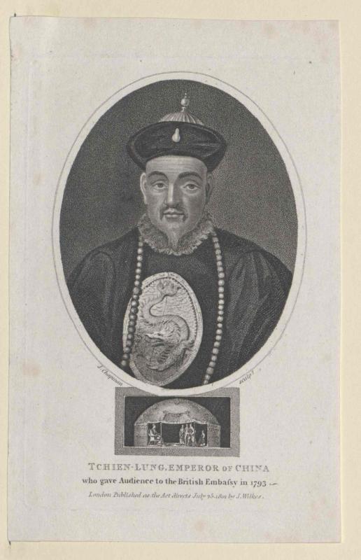 Kao-Tsung, Kaiser von China