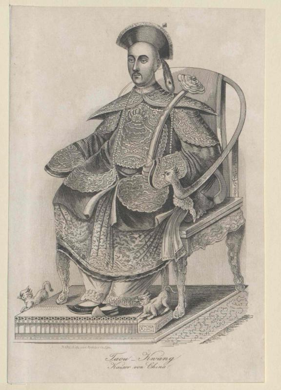Hsüan-tsung, Kaiser von China