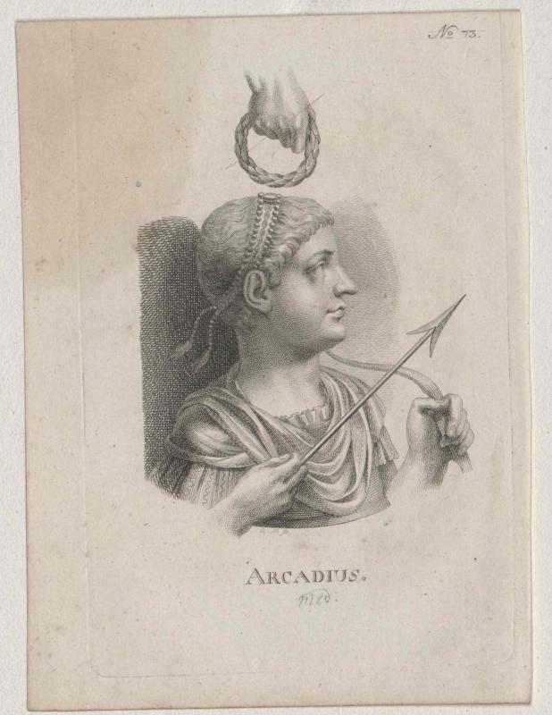 Arcadius, oströmischer Kaiser