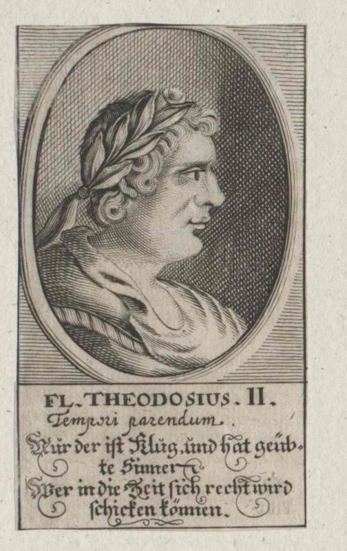 Theodosius II., oströmischer Kaiser