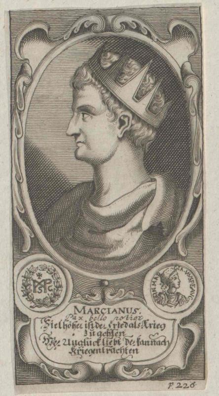 Marcianus, oströmischer Kaiser