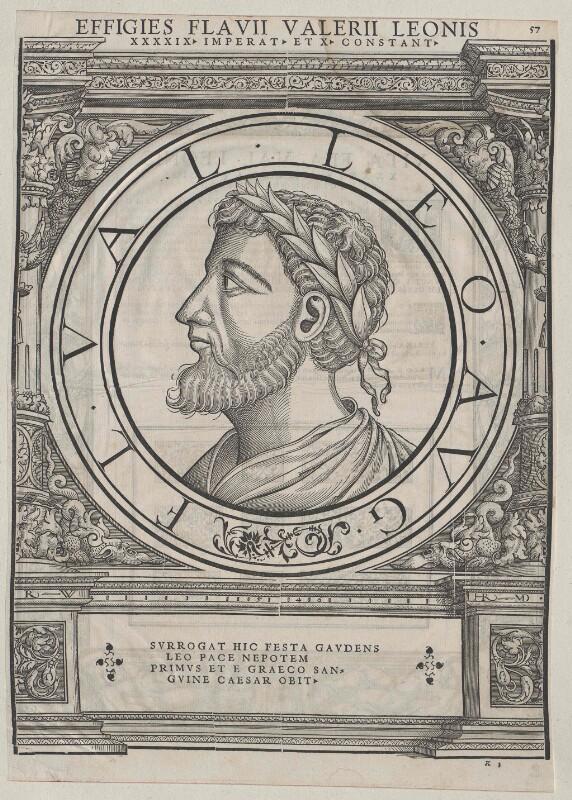 Leo I., oströmischer Kaiser