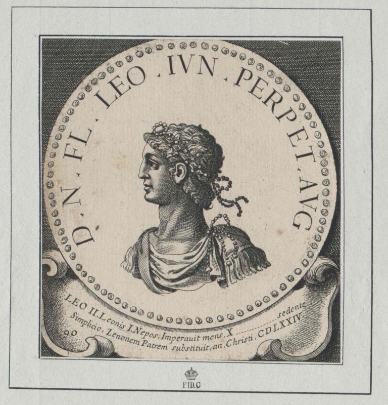 Leo II., oströmischer Kaiser