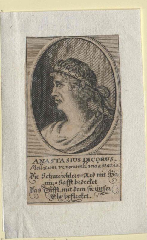 Anastasius I., oströmischer Kaiser