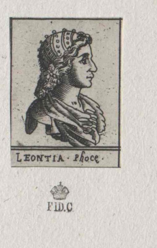 Leontia, oströmische Kaiserin
