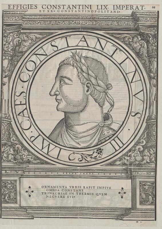 Konstantin III., oströmischer Kaiser